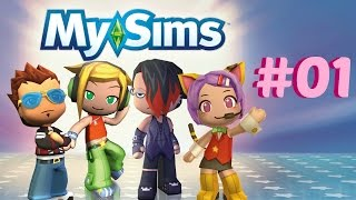 Lets Play My Sims Folge #01 [HD] | GER
