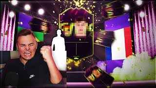 3 FUTURE STARS IM PACK + 90er WALKOUT IM PLAYER PICK ???? UNGLAUBLICH!! FIFA 19 Pack Opening deutsch