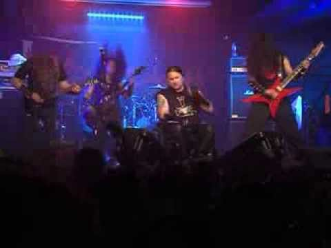 Possessed en Paraguay (concierto completo)