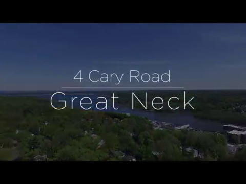 4 Cary Road  |  Great Neck, NY  |  4K