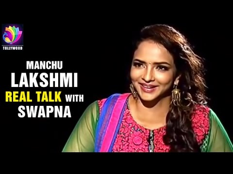 Download Actress Manchu Lakshmi Exclusive Interview | Real Talk with Swapna | Tollywood TV Telugu