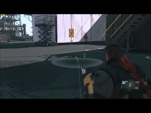 Metal Gear Solid 5 The Phantom Pain DD location and grew up