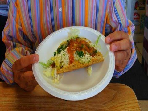 Taco Wars #1 - Fiesta Grill Vs Sanchos Tacos