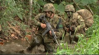 Curso Avanzado de Combate en la Escuela de Suboficiales del Ejército Nacional de Colombia thumbnail