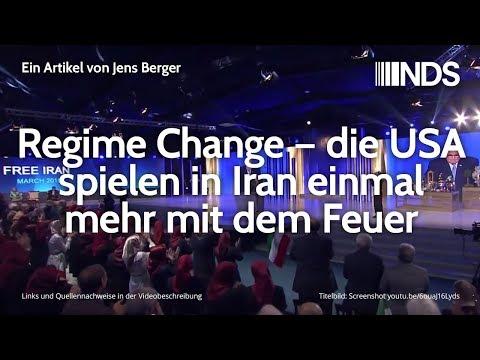 Regime Change – die USA spielen in Iran einmal mehr mit dem Feuer   Jens Berger   NDS   16.01.2020