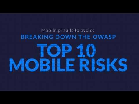 OWASP Mobile Top 10 Webinar