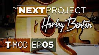 Harley Benton T-Style Mod - Ep 05