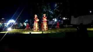 """""""Tari Nusantara"""" SSBM PGMI UIN MALANG dalam acara Malangku Menari 2017"""