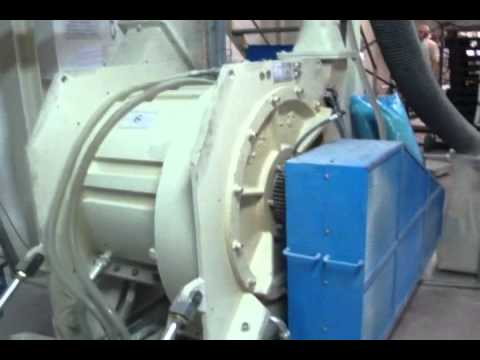 Carrageen, Agar Crushing and Grinding System