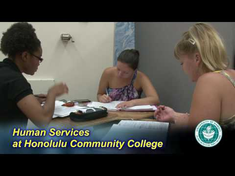 Human Services Program at Honolulu Community College_(cc)
