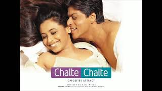 Chalte Chalte 2003 (Full Album/Soundtrack Version)HQ