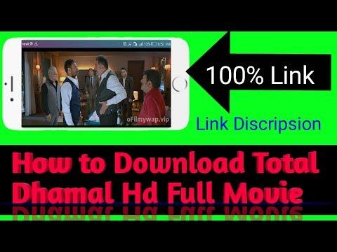 """Total Dhamal"" Full Movie Download Hd Hindi || Blockbuster Movie 2019 || Ajay Devgan, Anil Kapoor, M"