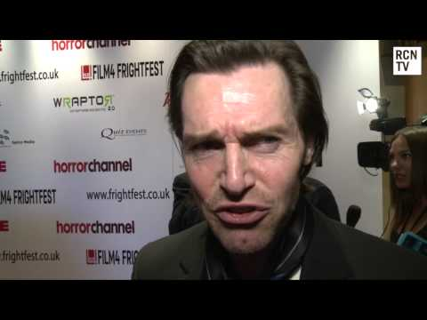 The Seasoning House Kevin Howarth  FrightFest 2012