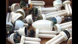 Cách sửa chữa đèn compact đơn giản( how to fix lights)