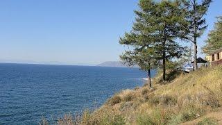 Озеро Байкал(Поездка моего папы на Байкал на машине В видео использованы произведения: