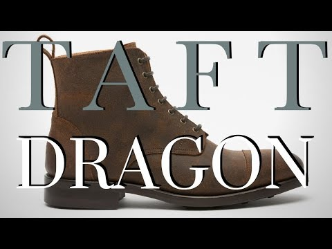 Taft Dragon Boot - The Red Wing Killer?