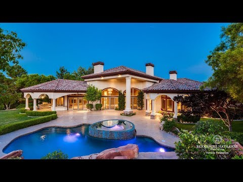 Queensridge Las Vegas Estate – 9910 Orient Express