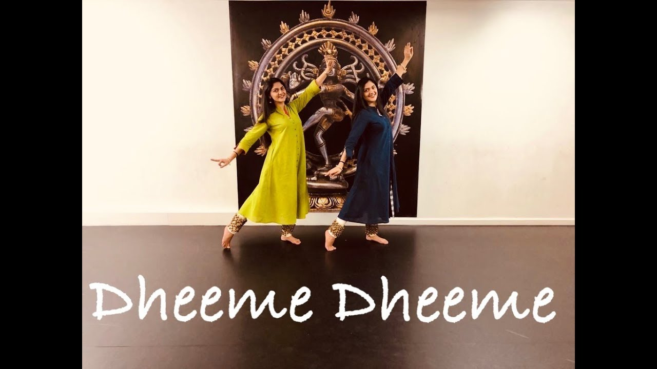 DHEEME DHEEME   ZUBEIDA   Dance Cover   RRK Dance - YouTube