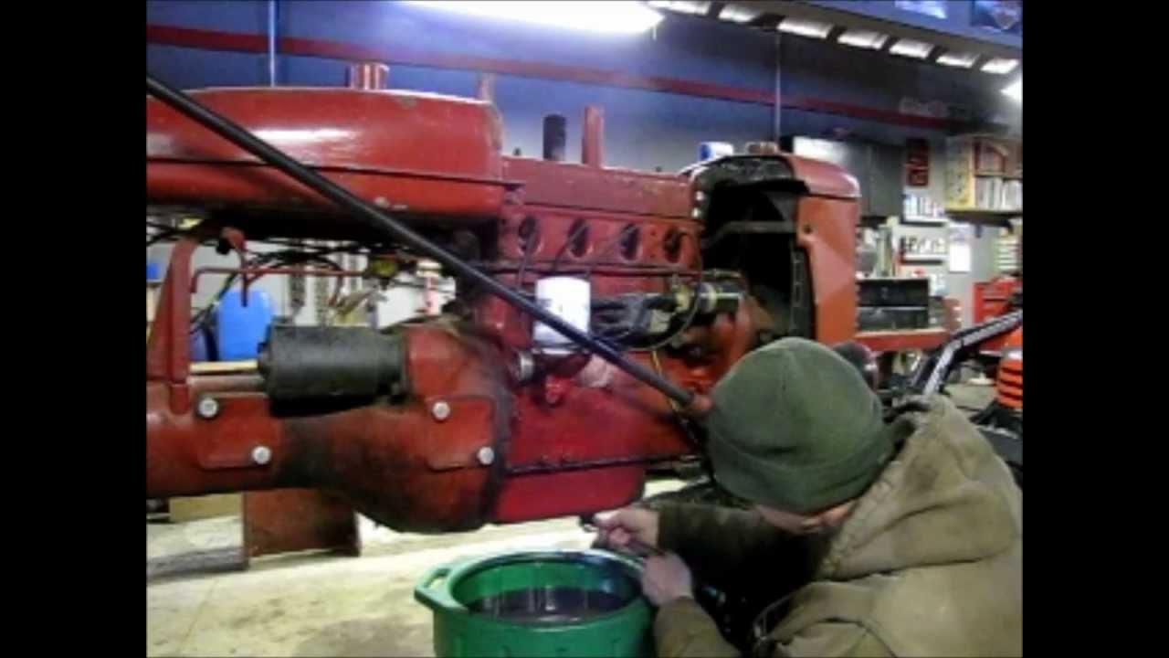 Installing Oil Filter Conversion Kit