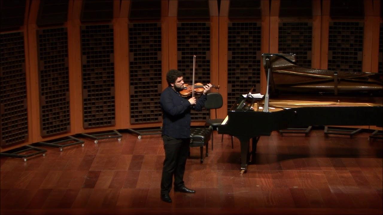 J. S. Bach: Adagio e Fuga em g menor