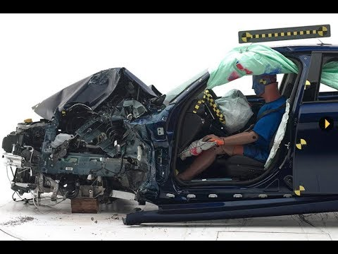 Alfa Romeo Giulia - IIHS Crash test