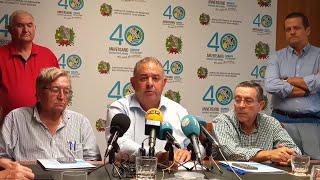 El SCRATS solicitará al Ministerio participar en la Comisión Técnica de Exploración del Tajo-Se
