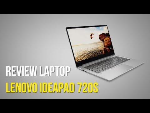 Đánh giá laptop – Lenovo IdeaPad 720s