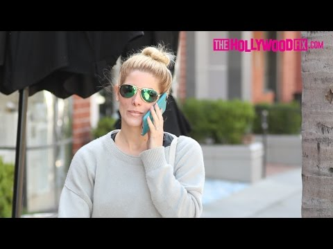 Ashley Greene Does Some Shopping In Beverly Hills After Her Morning Workout 5.8.17