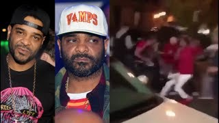 Springfield Goons Jump Jim Jones Entourage & Security After Promoter Claims He Refused To Perform