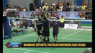 Tim Indonesia Juara Foo Kok Keong International Cup 2019