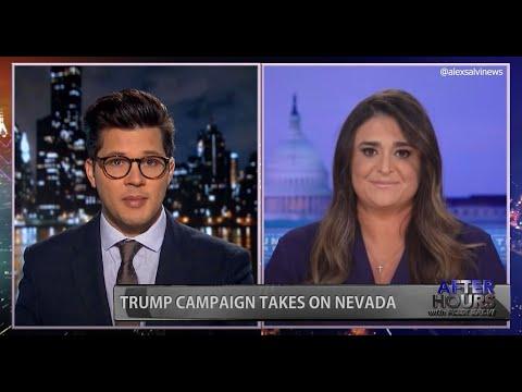 Trump Suing Nevada with Ali Pardo