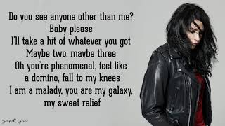 K.Flay - High Enough (Lyrics)
