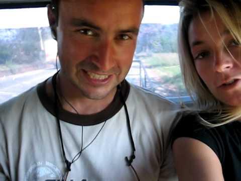 Swaziland bus ride