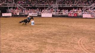Amberley Snyder: Spanish Fork Rodeo Broadcast