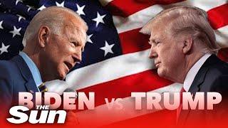 Live replay: Donald Trump's final presidential debate with Joe Biden