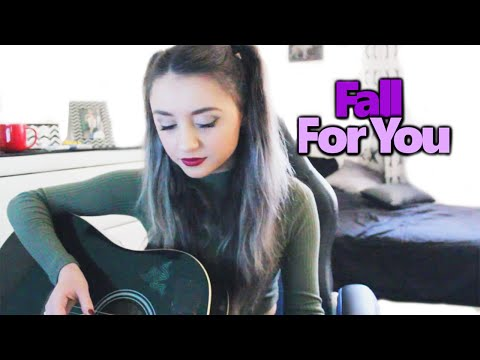 Fall For You - Secondhand Serenade ( Cover )