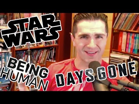 Sam Witwer on Days Gone, Star Wars, and More!  Electric Playground