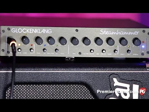 Review Demo - Glockenklang Steamhammer