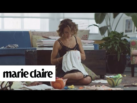 Marie Claire  Nine West presents: Chic Peek with Zoe Buckman