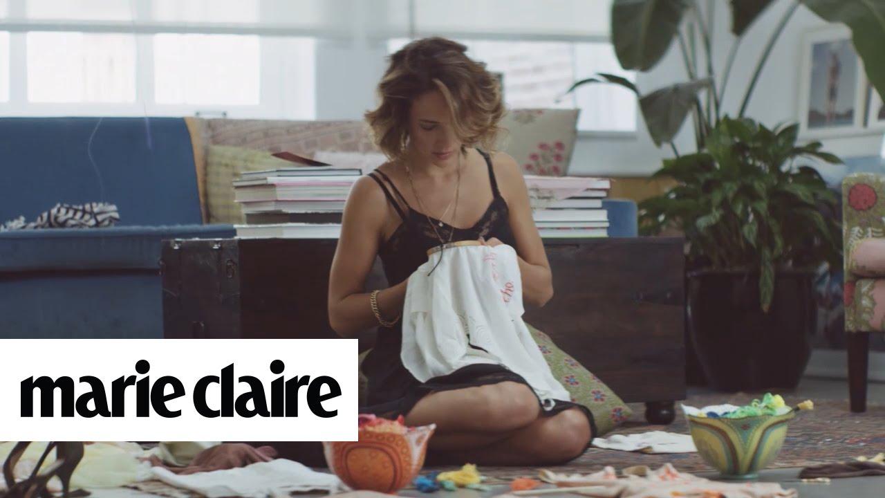 Marie Claire + Nine West presents: Chic Peek with Zoe Buckman