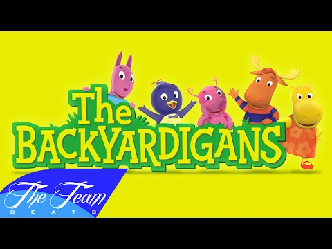 The Backyardigans - Secret Agent Theme Song Remix (Prod by Gee Dope)