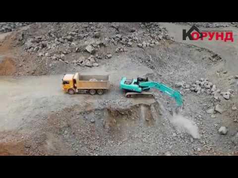 KOBELCO SK350 & SK260 In HEAVY WORK | в ТЯЖЕЛОЙ РАБОТЕ