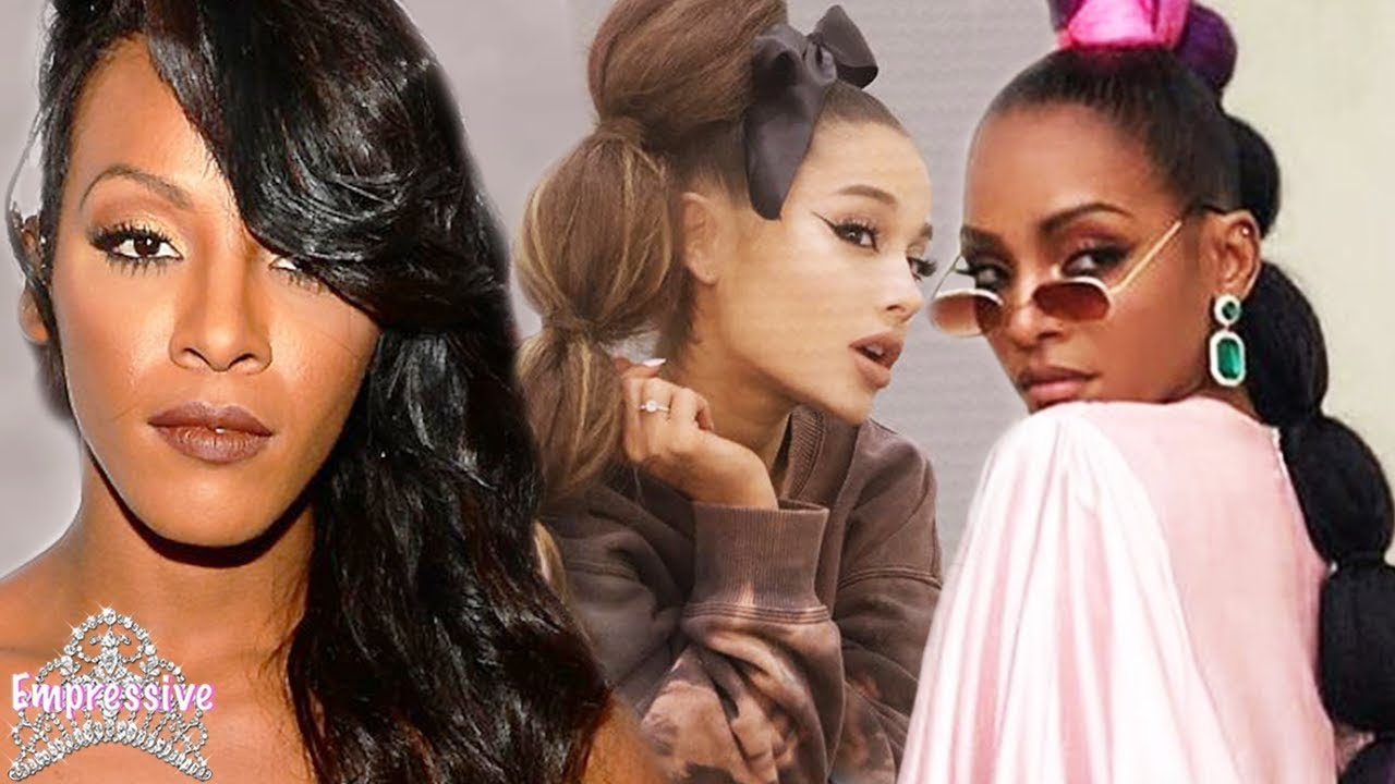 Dawn Richard drags BET for comparing her to Ariana Grande