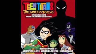 Teen Titans- Trouble in Tokyo OST~ #22 Villains Makin' Copies HD 720p
