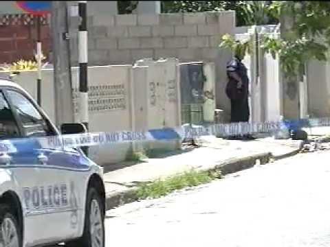Port Of Spain Murders