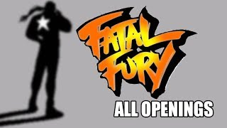 Fatal Fury - All Openings (Todas as aberturas)