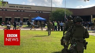 Texas High School: 'Multiple fatalities' reported in shooting - BBC News