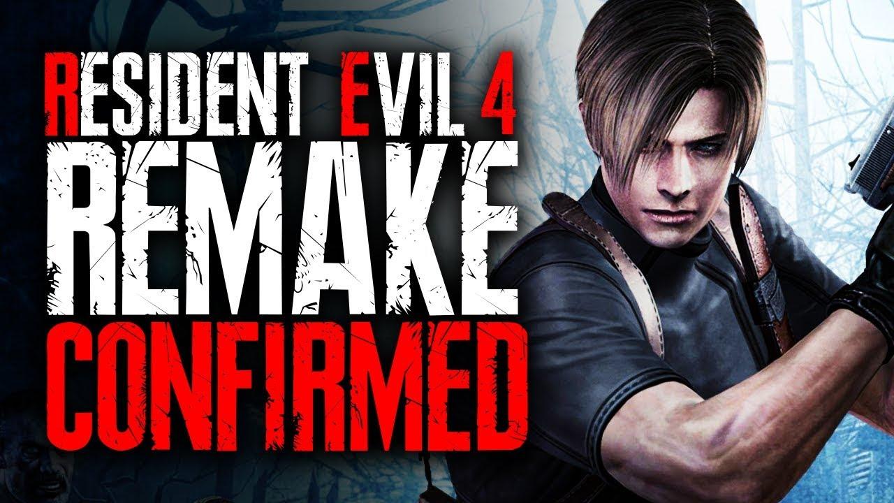 resident evil 4 remake 2022