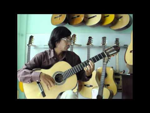 Tremolo Romance (079) _ Guitarist - Luthier Lâm Văn Hoàng