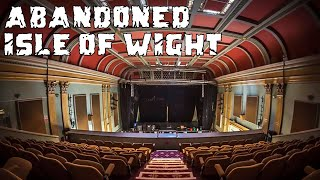 Exploring Inside Ryde Theatre/Town Hall - Abandoned Isle of Wight